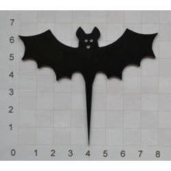 Dekorácia netopier malý