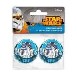 Cukrárske košíčky Star Wars malé