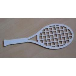 Dekorácia tenisová raketa
